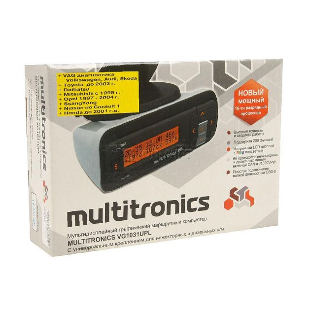 Бортовой компьютер Multitronics VG1031UPL