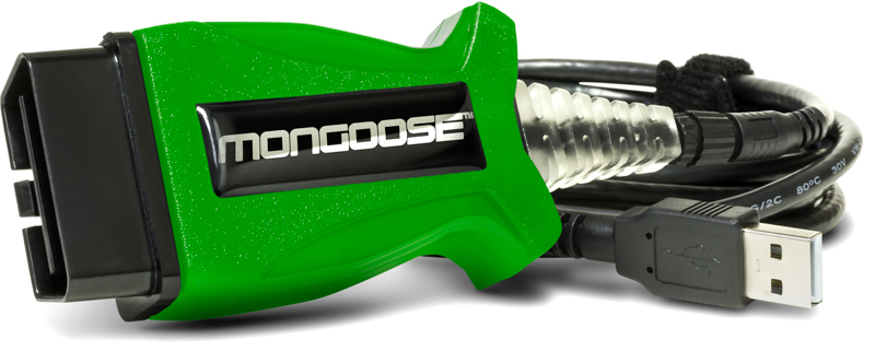Mongoose Pro Toyota Techstream MFC 2