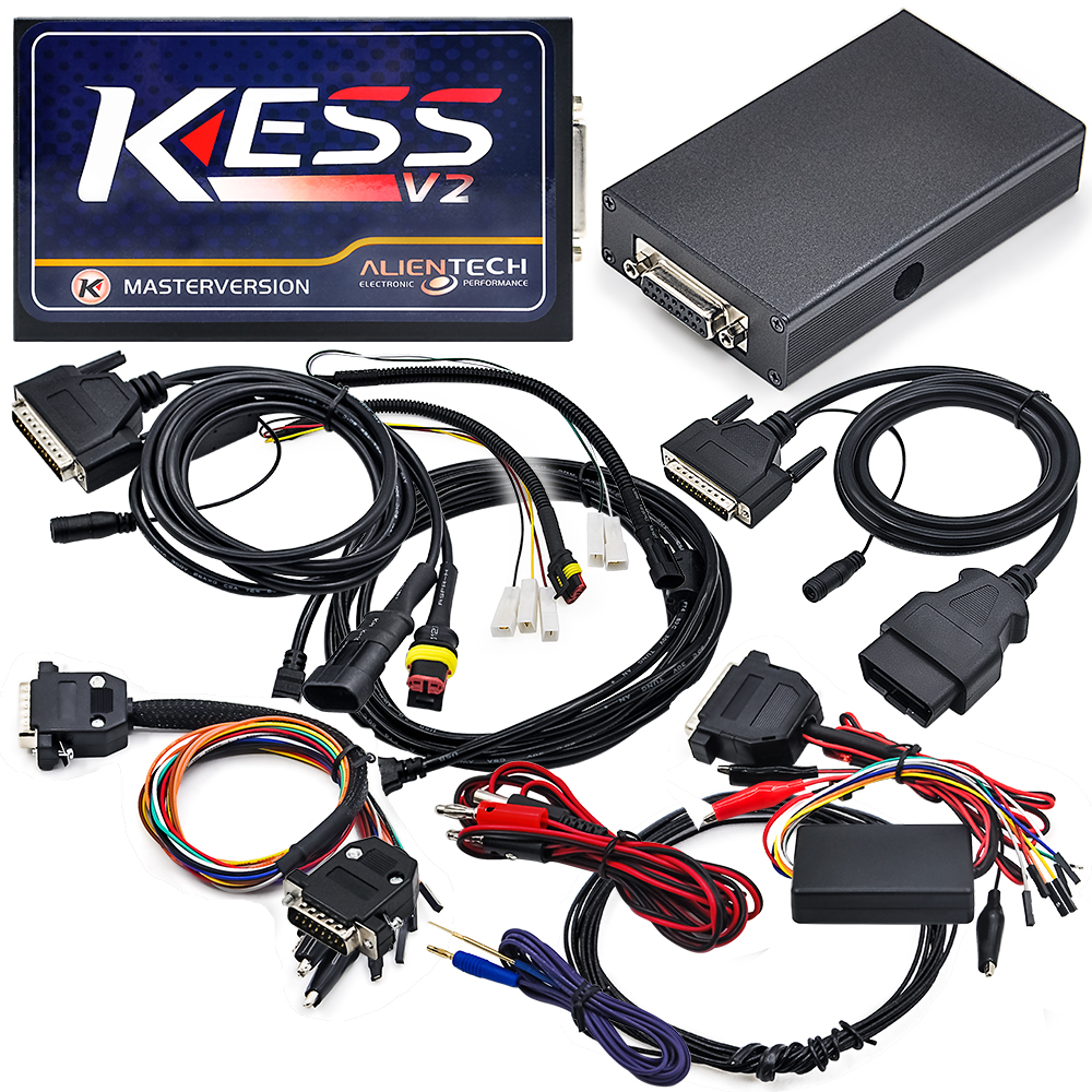 KESS Master v2 (version 5.017)