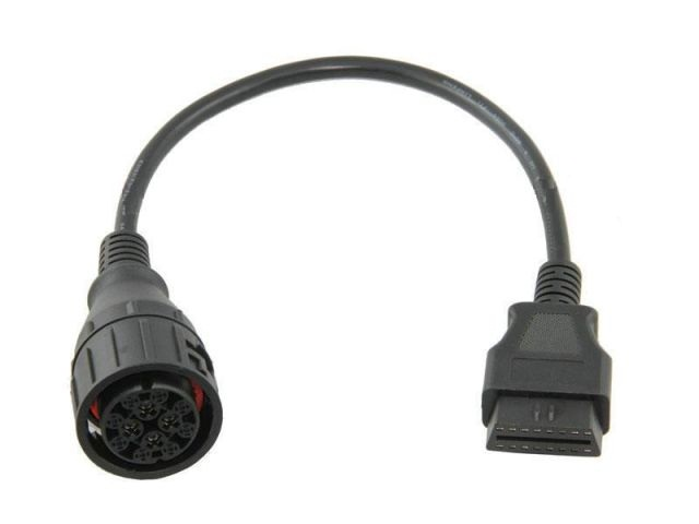 MAN 12 pin - OBD II