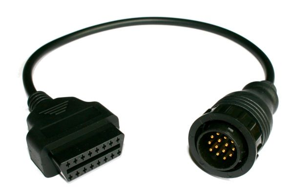 Mercedes 14 pin - OBD II